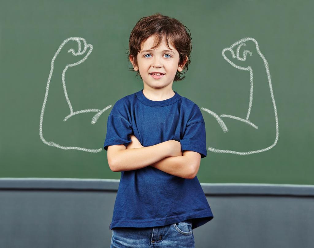 для занятий как помочь ребенку постоять за себя образом, получается, что